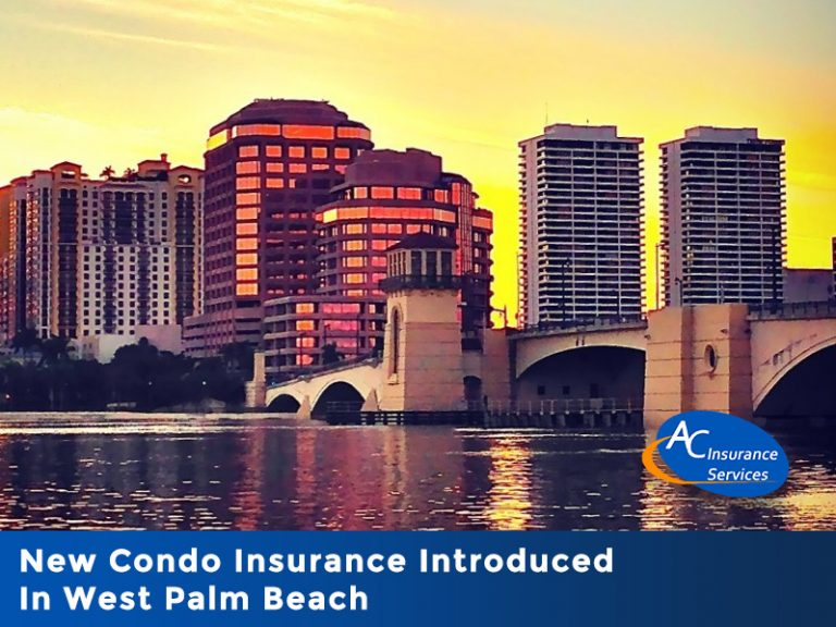 New Condo Insurance Introduced in West Palm Beach